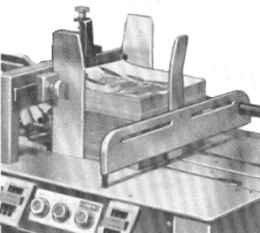magazine stacking machine